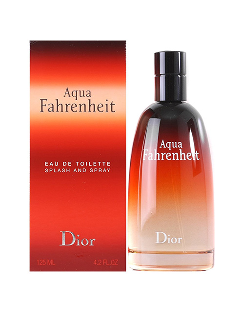 perfume: Dior Fahrenheit Aqua 125ml EDT!