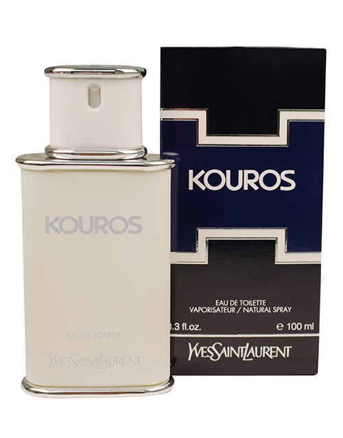 birthday: Yves Saint Laurent Kouros 100ml EDT!