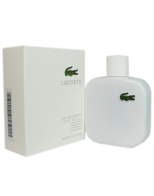 perfume: Lacoste L 12.12. Blanc 100ml EDT(parallel import)!