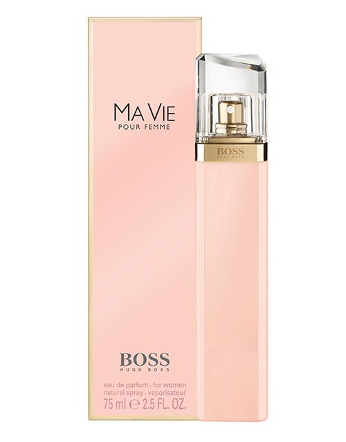 perfume: Hugo Boss Ma Vie 75ml EDP(parallel import)!