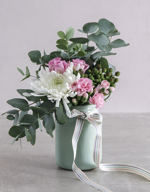 colour: French Flair Flowers!