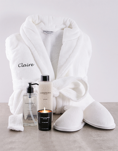 mothers-day: Charlotte Rhys Personalised Gift Hamper!