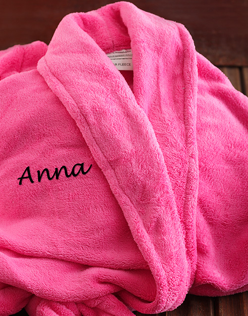 mothers-day: Personalised Pink Gown!