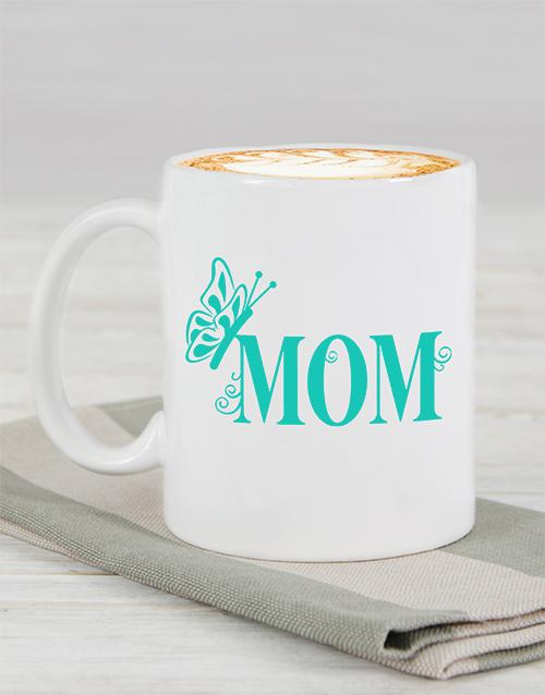 homeware: Personalised Mom Mug!