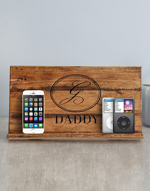 home-decor: Gadget Stand Personalised!