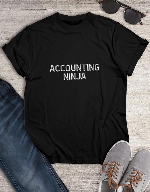 secretarys-day: Personalised Secretary Ninja T Shirt!