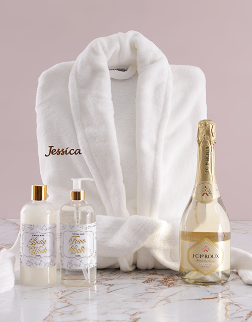 secretarys-day: Personalised Bubbles and Bathtime Gift Set!