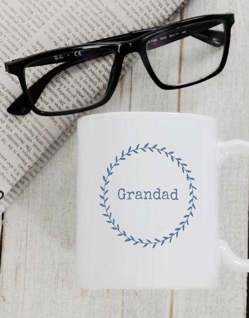 grandparents-day: Personalised Grandad Mug!