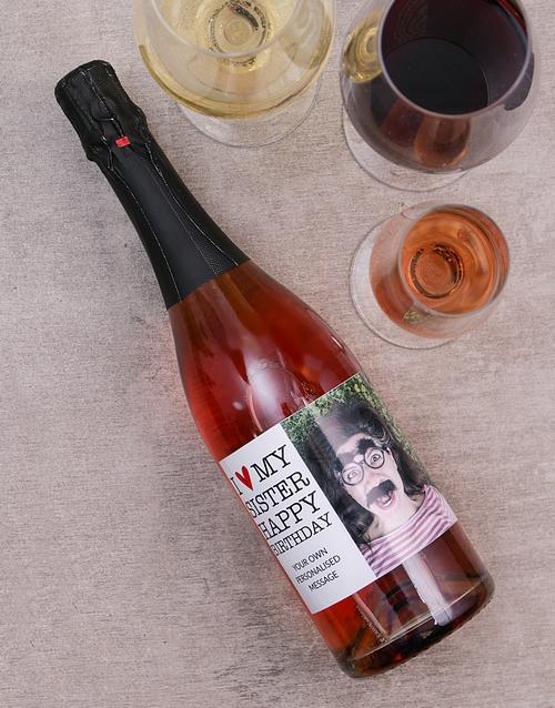 fine-alcohol: I Heart My Personalised Photo Wine!