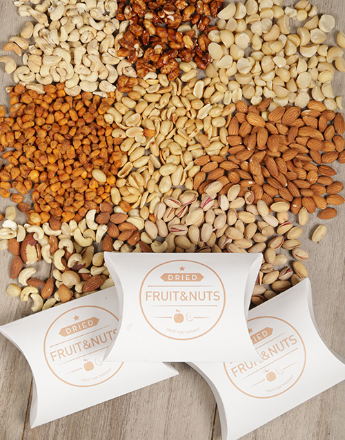 gourmet: Nut Mania Gift Box!