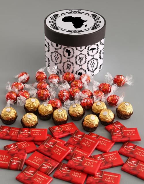 birthday: Chocolate Sweetness Surprise!