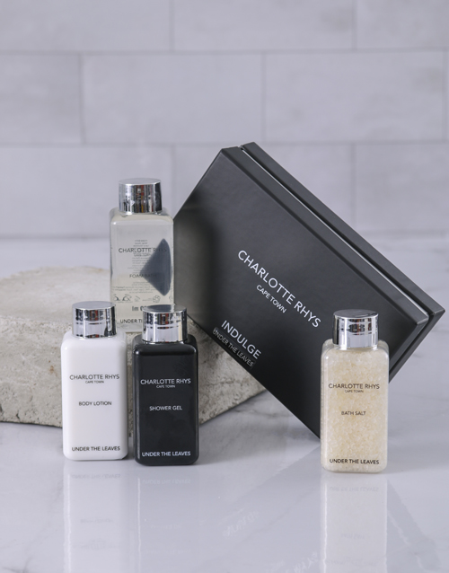 birthday: Charlotte Rhys Mini Hamper!