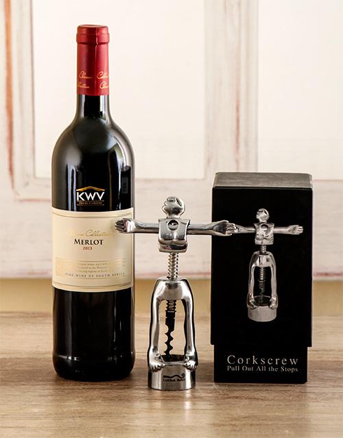 carrol-boyes: Carrol Boyes Wine Pair!