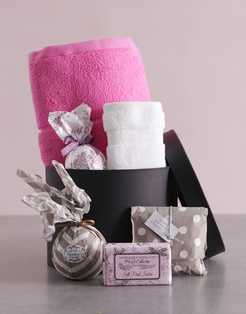 mothers-day: Bath Time Splendour Hamper !