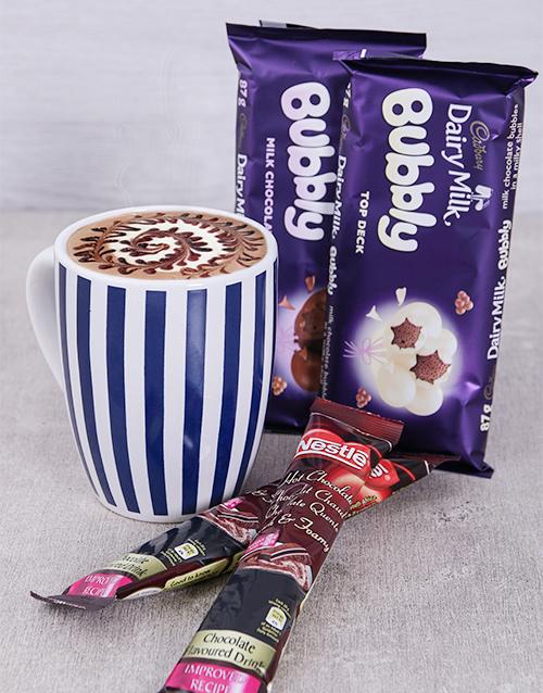 coffee-and-tea: Bubbly Bubbly Box!