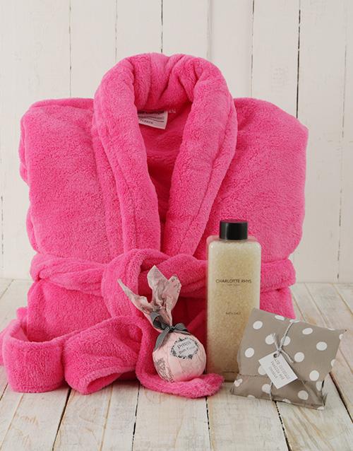 bath-and-body: Snuggle Up Pamper Hamper!
