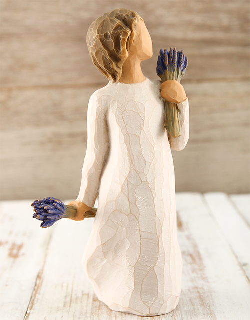 mothers-day: Willow Tree Lavender Grace!