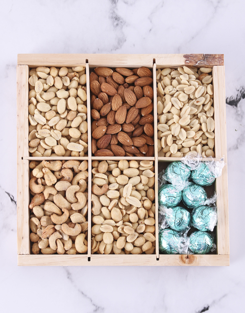 gourmet: Coco Nuts Snack Crate!