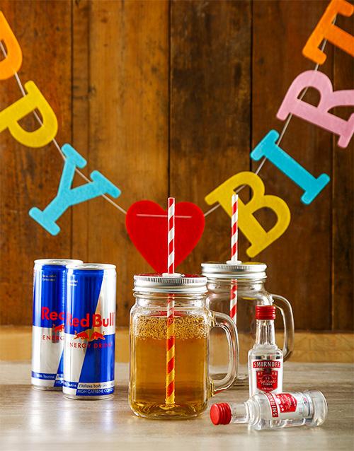 birthday: Birthday Shots Gift!