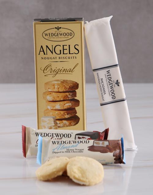 chocolate: Nougat Love Hamper!