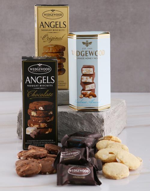 chocolate: Wedgewood Share Pack!