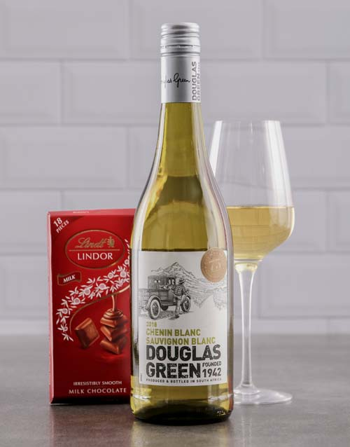 christmas: Douglas Wine and Chocolate Gift!