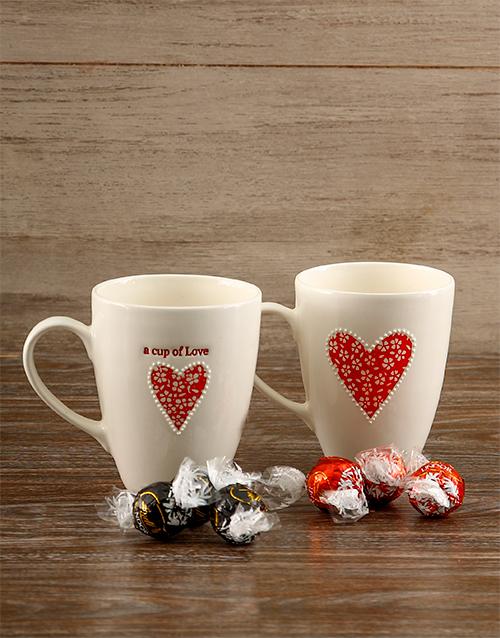 homeware: Couples Mug Gift!