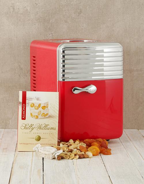 gadgets: Tasty Treats Desk Fridge Gift!