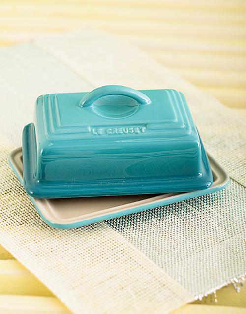 homeware: Le Creuset Butter Dish!