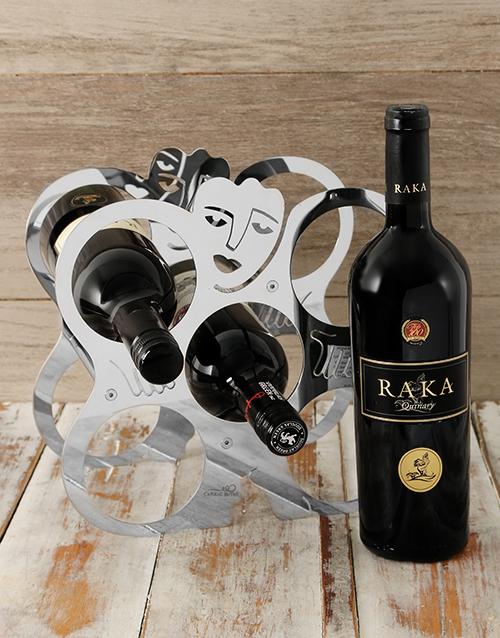 carrol-boyes: Carrol Boyes Wine Rack!