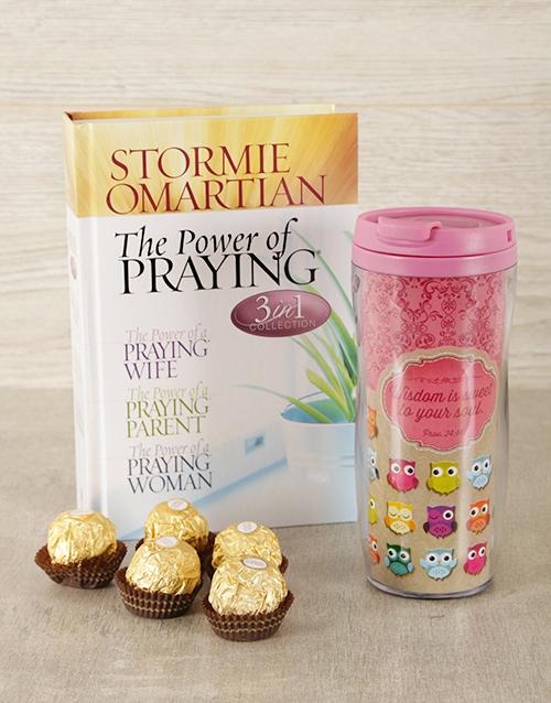 faith: Power Of Prayer Hamper!