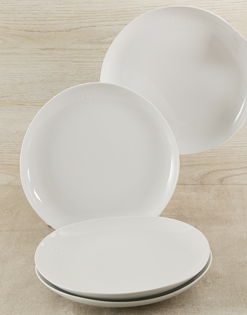 carrol-boyes: Carrol Boyes Swirl Dinner Plate Set!