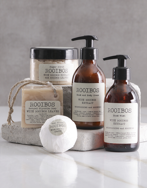 bath-and-body: Rooibos Gift Set!