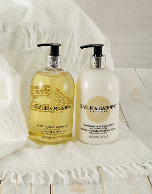 mothers-day: Baylis & Harding Be My Guest Gift Set!