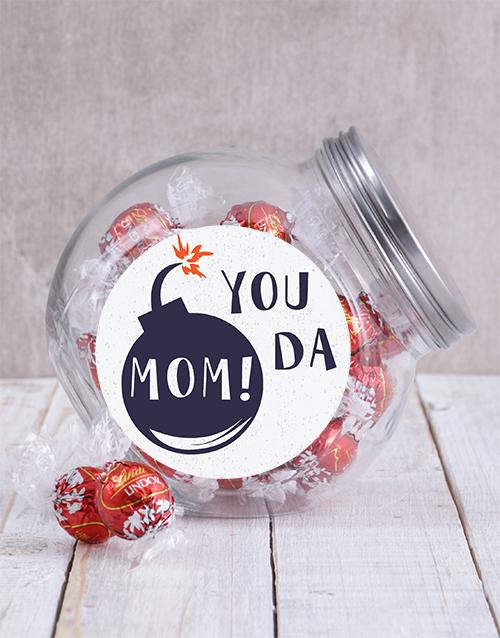 candy-jars: You Da Mom Candy Jar!