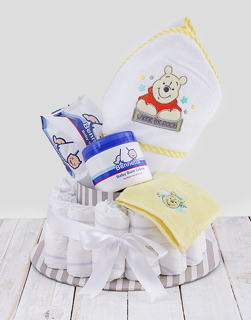 baby: Winnie The Pooh Bathtime Gift!
