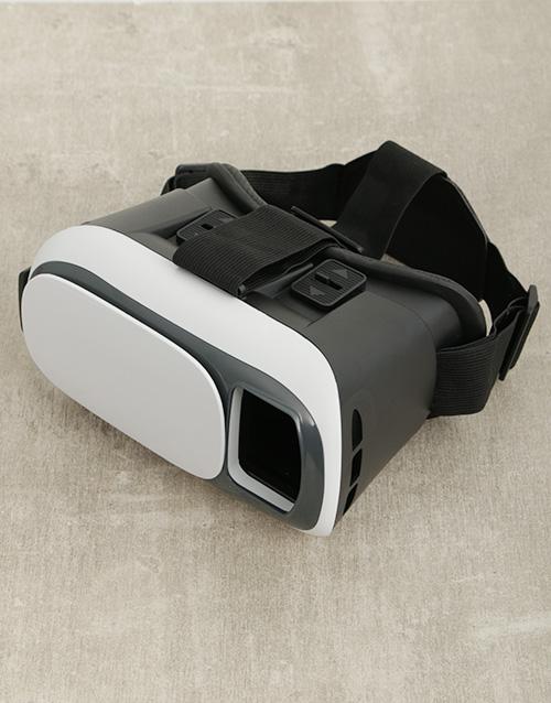 gadgets: Virtual Reality Headset!