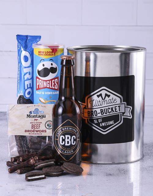fine-alcohol: CBC Craft Beer Bro Bucket!