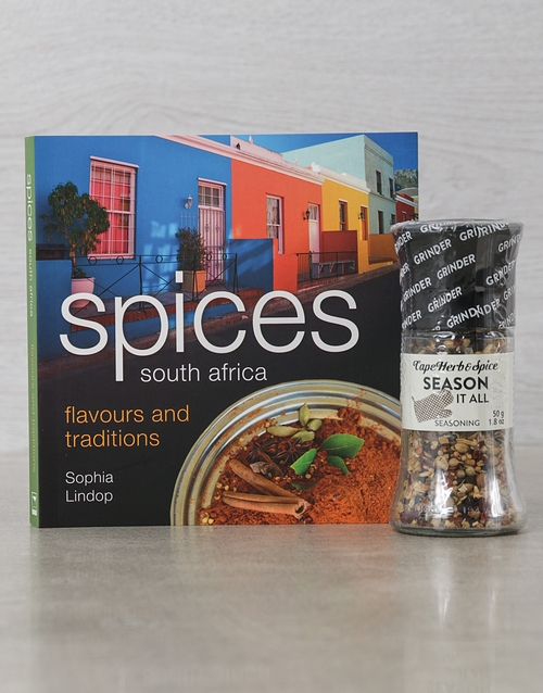 corporate: All About The Spice Gift Set!