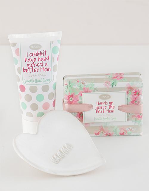 mothers-day: Mamma Trinket Tray Gift Set!