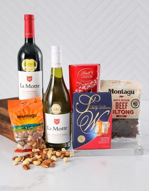 valentines-day: La Motte Duo Gourmet Crate!