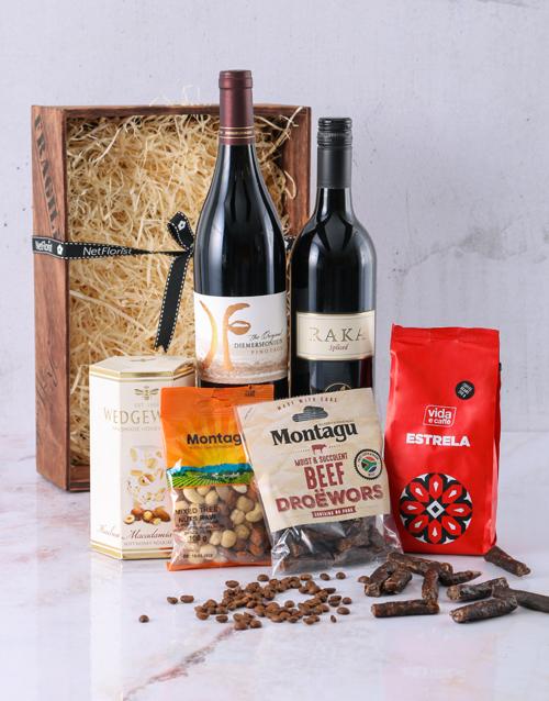 gourmet: Red Wine Duo Crate!