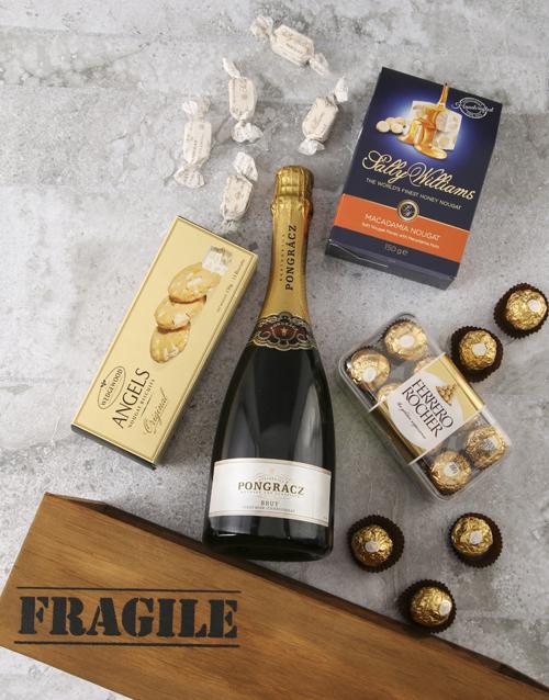 valentines-day: Pongracz Gourmet Crate!