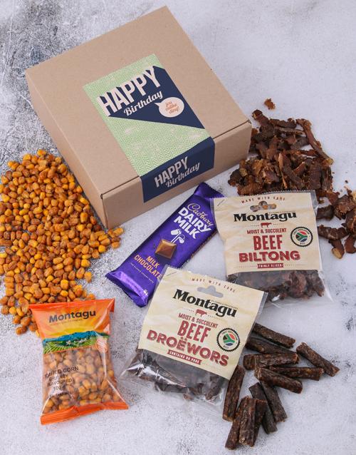 gourmet: Lekker Ding Biltong Box!