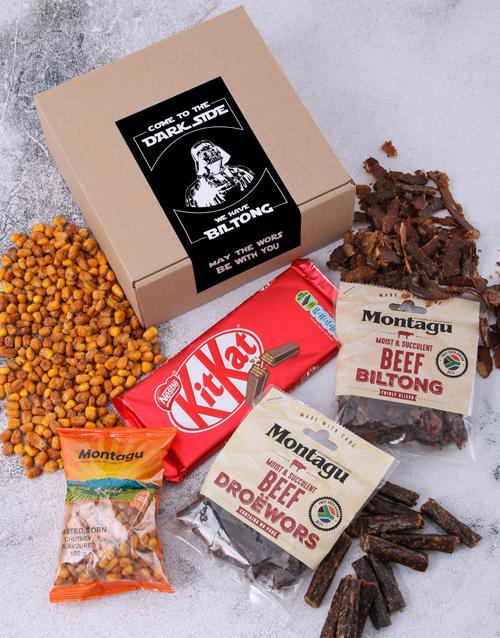 gourmet: The Force Biltong Box!