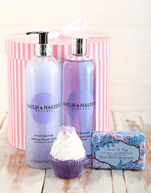 mothers-day: Baylis and Harding Lavender Collection Gift!