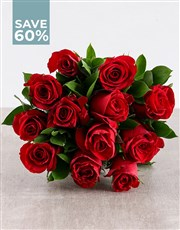 Picture of Red Roses in Craft Paper Assorted!