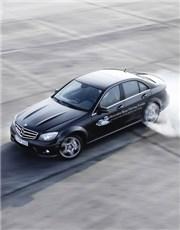 Picture of Mercedes Benz Dynamic Skid Driving   Pretoria!