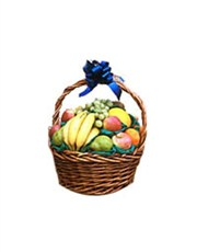 Picture of Basket of Fresh Fruit!
