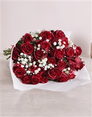 Picture of Red Rose Love Is Bouquet Original!